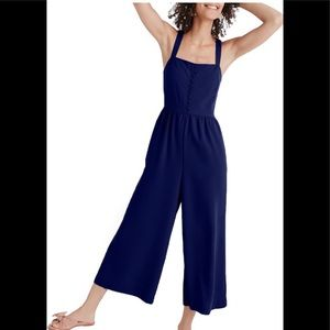 Madewell navy jumpsuit. Never worn. Size 6.